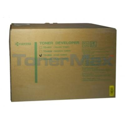 MITA CI-1000 TONER CYAN